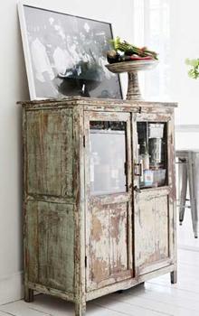 Vintage Cabinet Interior Design
